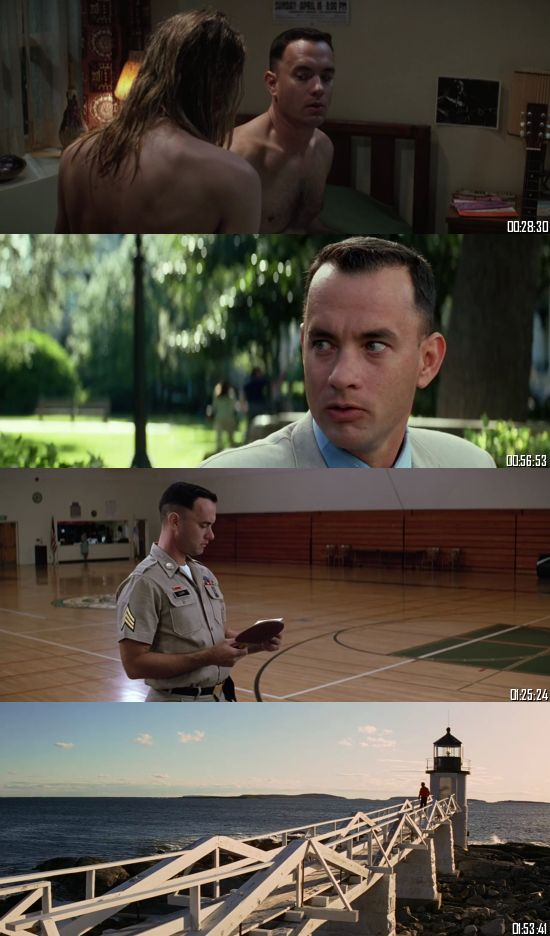 Forrest Gump 1994 BluRay 720p 480p Dual Audio Hindi English Full Movie Download