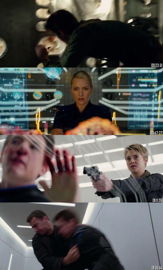 Insurgent 2015 BluRay 720p 480p Dual Audio Hindi English Full Movie Download