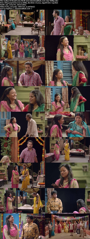 Gudiya Ki Shaadi 2019 Hindi 720p HDRip x264