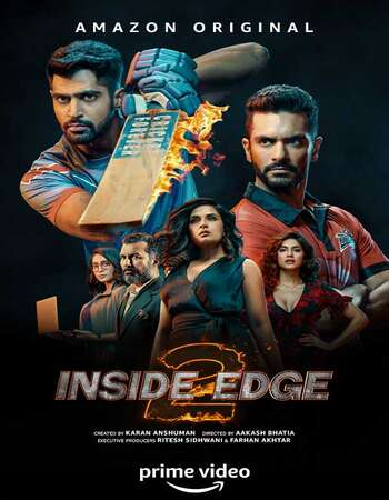 Inside Edge S02 Complete Hindi Dual Audio 720p Web-DL ESubs