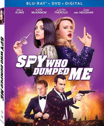 The Spy Who Dumped Me 2018 Dual Audio Hindi 720p BluRay 999mb