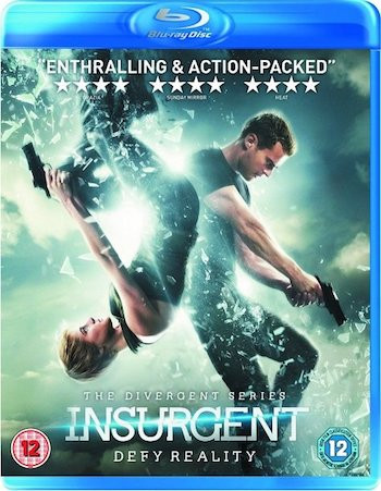 Insurgent 2015 Dual Audio Hindi 720p BluRay 999mb