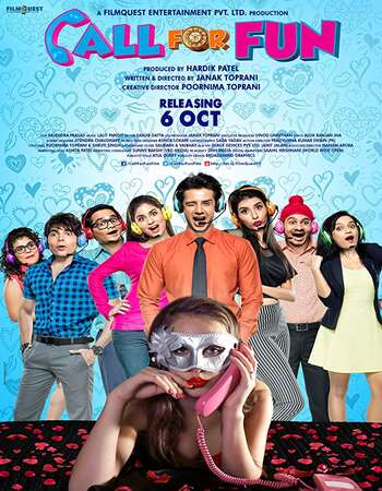 Call for Fun 2017 Hindi 350MB HDRip 480p