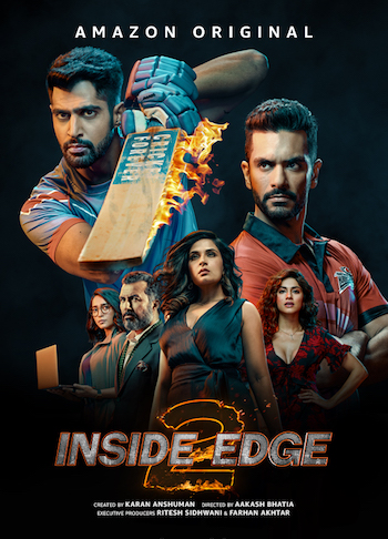 Inside Edge Season 02 Hindi Complete 720p 480p WEB-DL 3.3GB