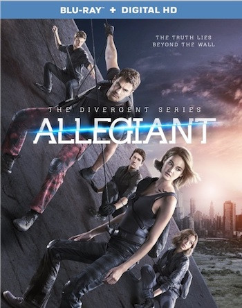Allegiant 2016 Dual Audio Hindi 720p BluRay 1GB
