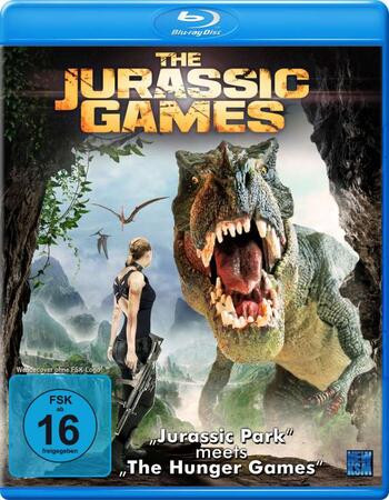 The Jurassic Games 2018 Dual Audio Hindi 720p BluRay 850mb