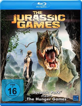 The Jurassic Games 2018 Dual Audio Hindi 720p BluRay 850mb