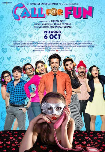 Call For Fun 2017 Hindi 720p WEB-DL 900mb