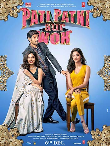 Pati Patni Aur Woh 2019 Hindi Movie Download