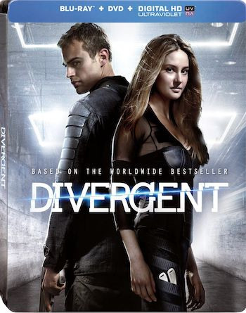 Divergent 2014 Dual Audio Hindi 720p BluRay 999mb