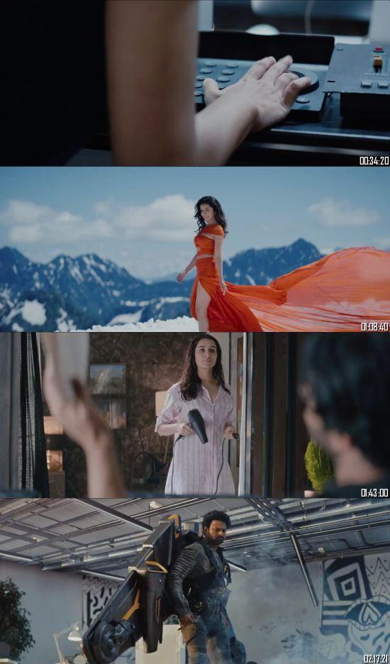 Saaho 2019 Hindi 720p 480p WEB-DL x264 Full Movie