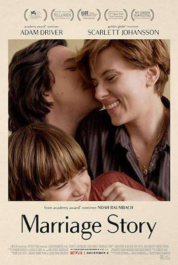 Marriage Story 2019 English 400MB NF Web-DL 480p ESubs
