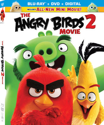 The Angry Birds 2 (2019) Dual Audio ORG Hindi 720p BluRay 850mb