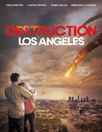 Destruction Los Angeles 2017 Hindi Dual Audio 720p WEBRip ESubs