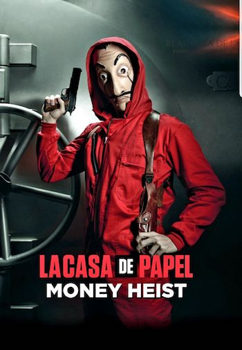 Money Heist Season 01 English Complete 720p 480p WEB-DL 3GB