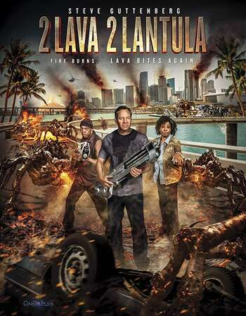 2 Lava 2 Lantula 2016 Hindi Dual Audio 280MB BluRay 480p ESubs