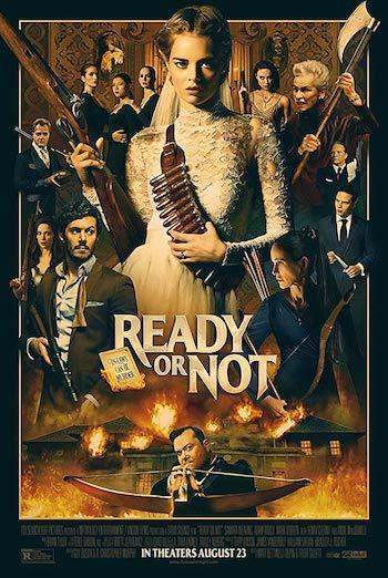Ready or Not 2019 Dual Audio Hindi English BRRip 720p 480p Movie Download
