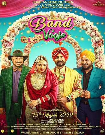 Band Vaaje 2019 Punjabi 350MB HDRip 480p