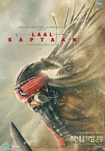 Laal Kaptaan 2019 Hindi 720p WEB-DL 1.1GB