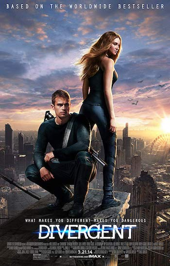 Divergent 2014 Dual Audio Hindi English BRRip 720p 480p Movie Download