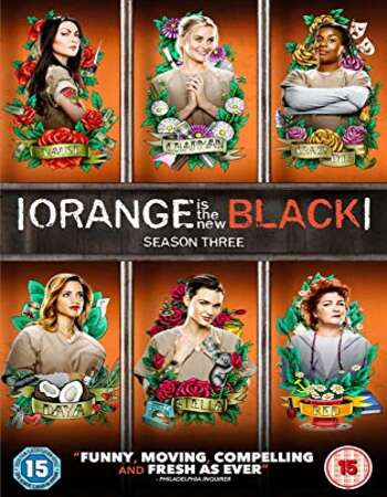 Orange Is the New Black S03 Complete Hindi Dual Audio 720p Web-DL ESubs