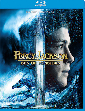 Percy Jackson Sea Of Monsters 2013 Dual Audio Hindi 720p BluRay 900mb