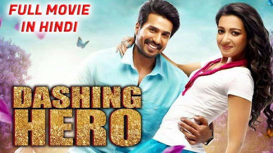 Dashing Hero 2019 Hindi Dubbed 720p HDRip 750mb