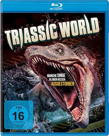 Triassic World 2018 Dual Audio Hindi 720p BluRay 900mb