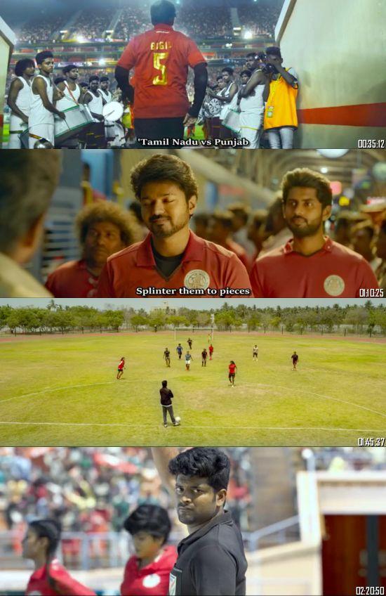 Bigil 2019 Tamil 720p 480p WEB-DL x264 Full Movie