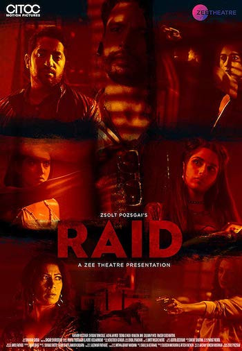 Raid 2019 Hindi 250MB HDRip 480p