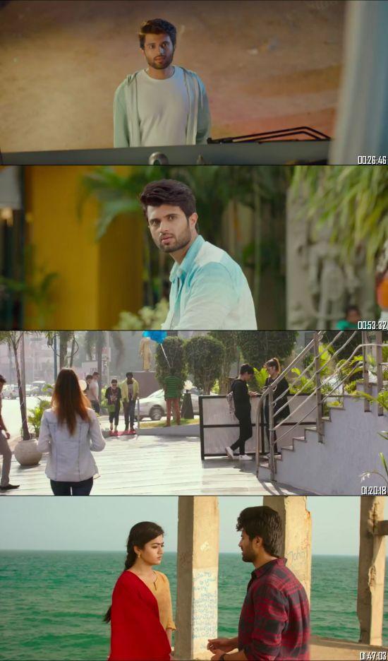 Geetha Govindam 2018 Hindi Dubbed 720p 480p Full Movie Download