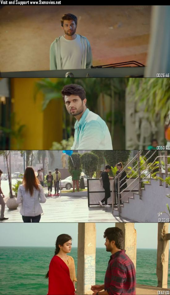 Geetha Govindam 2018 Hindi Dubbed 720p HDRip 900MB