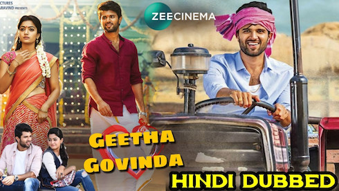 Geetha Govindam 2018 Hindi Dubbed 480p HDRip 350MB
