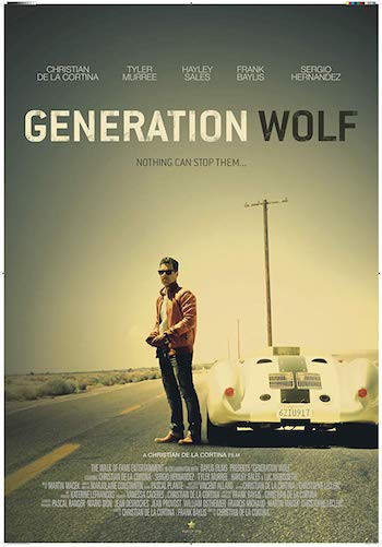 Generation Wolf 2016 Dual Audio Hindi 720p BluRay 800mb