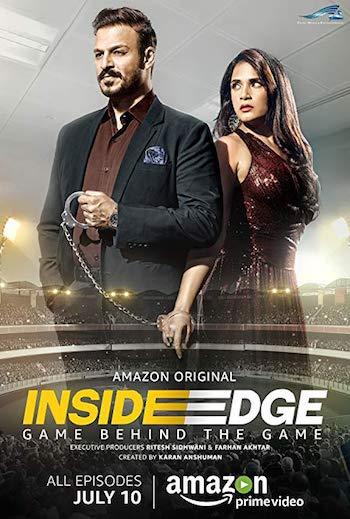 Inside Edge Season 01 Hindi Complete 720p 480p WEB-DL 3.6GB