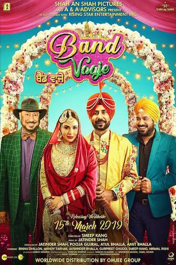 Band Vaaje 2019 Punjabi 720p WEB-DL 900MB