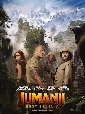 Jumanji The Next Level 2019 Dual Audio Hindi Full Movie Download