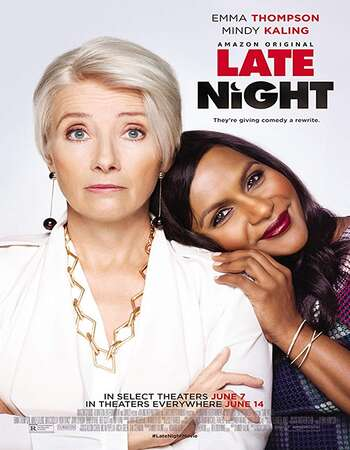 Late Night 2019 Hindi Dual Audio 500MB Web-DL 720p ESubs HEVC
