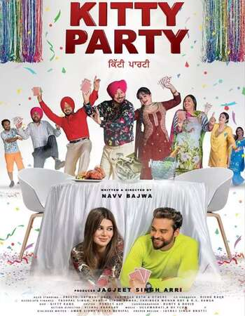 Kitty Party 2019 Punjabi 720p 480p Pre-DVDRip x264