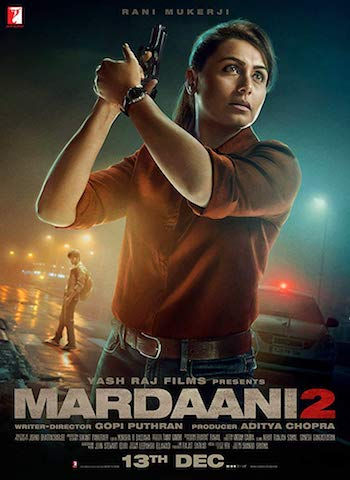 Mardaani 2 (2019) Hindi 720p 480p pDVDRip