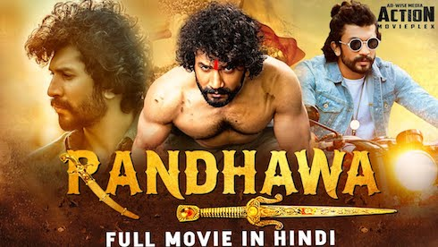 Randhawa 2019 Hindi Dubbed 480p HDRip 300mb