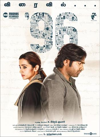 96 (2019) Hindi Dubbed Full Movie Download