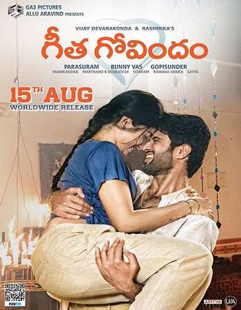 Geetha Govindam 2018 UNCUT Hindi Dual Audio HDRip Full Movie 720p HEVC Free Download