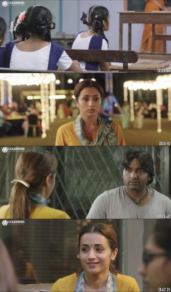 96 (2019) Hindi Dubbed 720p 480p Full Movie Download