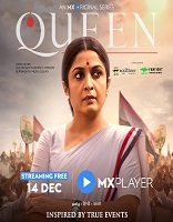 Queen Hindi Dubbed S01 Complete Web Series Watch Online