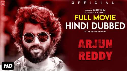 Arjun Reddy 2017 Hindi Dubbed 720p HDRip x264