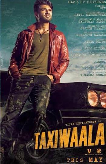 Taxiwaala 2018 Hindi Dubbed Full Movie Download