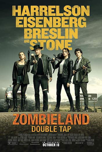 Zombieland Double Tap 2019 English Movie Download