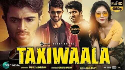 Taxiwala 2018 Hindi Dubbed 720p HDRip x264
