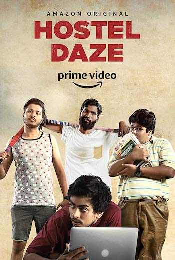 Hostel Daze Season 01 Hindi Complete 720p 480p WEB-DL 1.2GB